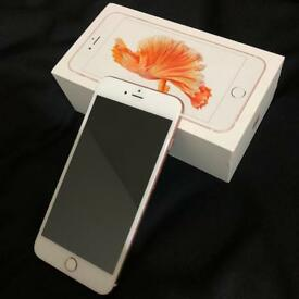 *** UNLOCKED IPHONE 6s PLUS 64gb ***