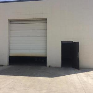 For Lease – Leduc Industrial Park 1200 sq ft Warehouse Bay