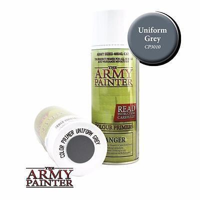 Army Painter Uniform Gray Spray Primer 400ml TAP CP3010