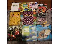 Top Marine Fish Keeping Books