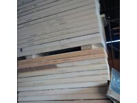 50mm 1200mmx2400mm £14.00 PIR insulation boards special offer builders