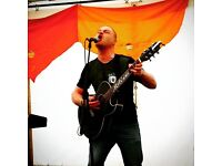 Upbeat Singer/Guitarist Solo Musician Available For Bookings - Sounds Like A Full Group!