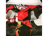 Motocross suit !!