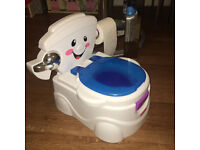 fISHER PRICE LEARNING POTTY