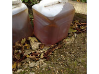 Wanted. Used Vegetable Oil for making BioDiesel. For promped collection. Text/ phone or email