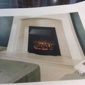Dimplex Optiflame Electric Fire.