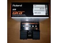 Roland distortion pedal - gr-d