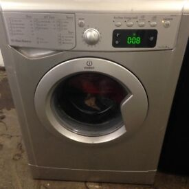 Sale 7kg indesit washing machine 12 month warranty