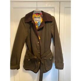 Joules Wax jacket