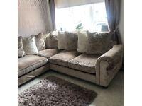 *ONO* Corner Sofa and Armchair *ONO*