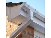 Fascia, Soffits and Guttering / EPDM Flat Roofing - Best Prices - FREE QUOTES