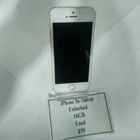 IPhone 5s Unlocked 16GB Phone only
