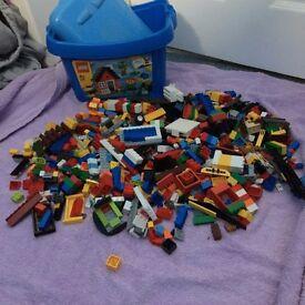 LEGO Loose Bundle Plus Storage Box