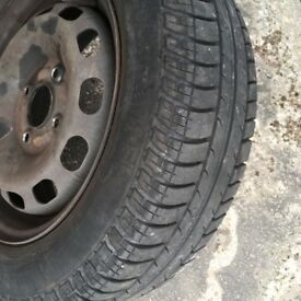 4 wheels and tyres