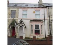 Room only in shared accomodation on Holly Avenue NE2 2QA