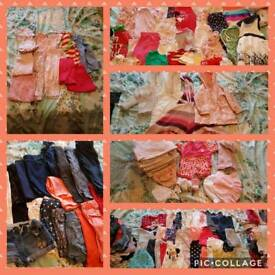Large bundle baby girls clothes