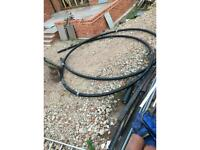 90mm HDPE pipe