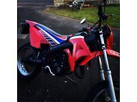 Gilera RCR 50cc Supermoto