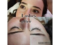 Models needed! For semi permanent eyelash extensions