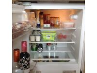 Integrated fridge. Excellent condition and working order.