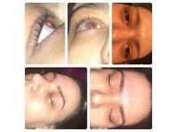 LVL Lash Lift & Bespoke Eyebrow Design £25!!!