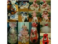 Nappy cake/Baby gifts
