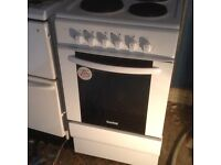 Electric cooker,one year old,£85.00