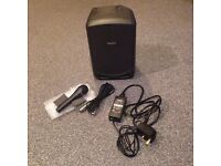 SAMSON Expedition Express - Rechargeable Portable PA speaker with Bluetooth®