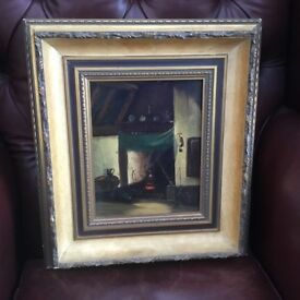43b5ed774242 Late 19thc. early 20thc. Oil on board