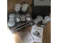 5.1 Surround Sound Home Cinema System & Amplifier. Yamaha and Celestion