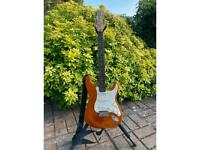 Horner Professional ST59 Stratocaster style electric guitar