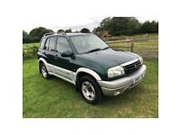2005 SUZUKI 2.0L GRAND VITARA 16V 4+4 AUTOMATIC ESTATE ONLY 43000 MILES FROM NEW OUTSTANDING