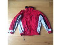 Red Columbia Vertex Ski Jacket