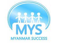 MYANMAR: Teach English in Mandalay with MYS Myanmar