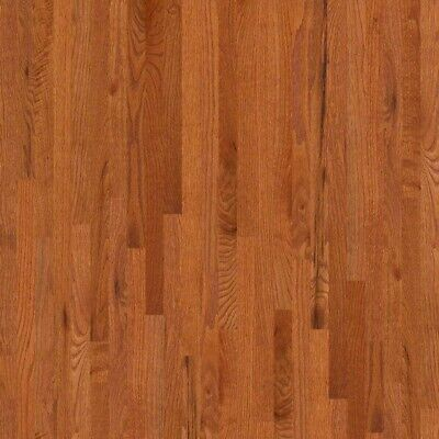 "Red Oak Prefinished Solid Wood Flooring, Gunstock, 3 1/4"" x 3/4"", Sample for sale  Oldsmar"