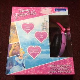 Disney Princess Headphones New
