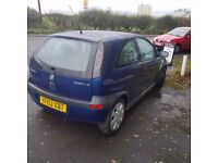 Lovely corsa for sale with 10 month mot runs great 1.2 only 595