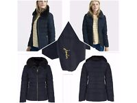 Joules jacket size 16