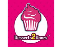 Desserts Delivery Business in Cardiff
