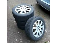 Winter snow wheels (tyres and rims) Ford Focus/Mondeo
