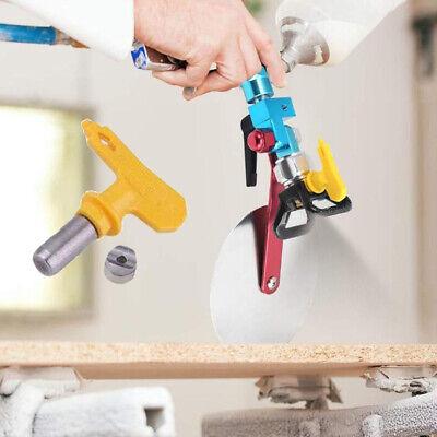 Universal Alloy Reversible Spray Tip Airless Paint Spray Gun Accessories