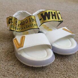 Kids summer sandal