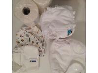 REUSABLE NAPPIES - Cotton (Unused)