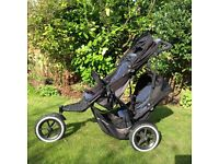 Phil & ted Explorer Pushchair with Double Kit