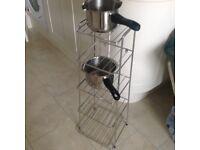 Kitchen Saucepan Stand