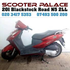 Honda Dylan 2006 125cc Red good condition (NOT PCX FORZA PS SH VISON NMAX XMAX)