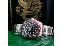 £80 Rolex GMT Master II Yatch Master II Ceramic Swiss ETA AAA Boxed Baged papers