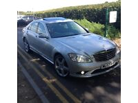 MERCEDES. S320CDI AMG SPEC AMG////BODY HPI CLEAR DRIVES GOOD FULLY LOADED 20INCH AMGPX WELCOME