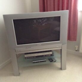 """Philips 27"""" television"""