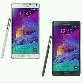 SAMSUMG GALAXY NOTE 4 (open to ALL networks)